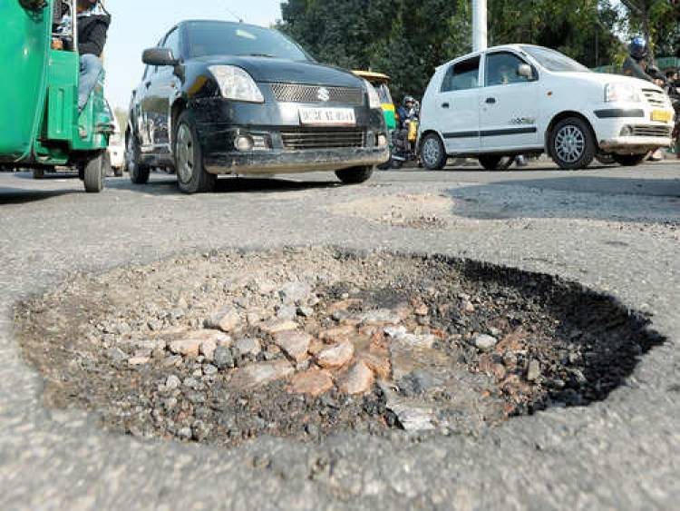 Ahmedabad Municipal Corporation claims fall flat brace for craters