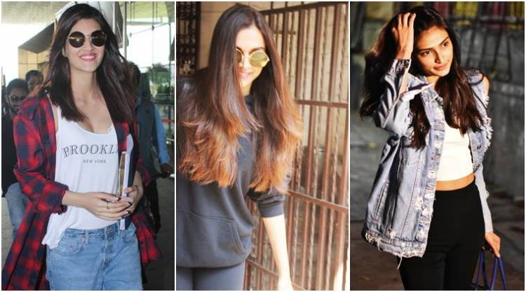 Deepika Padukone, Kriti Sanon and Athiya Shetty give casual style goals in these outfits